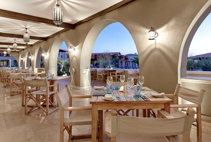The Romanos, a Luxury Collection Resort, Costa Navarino - Eleon