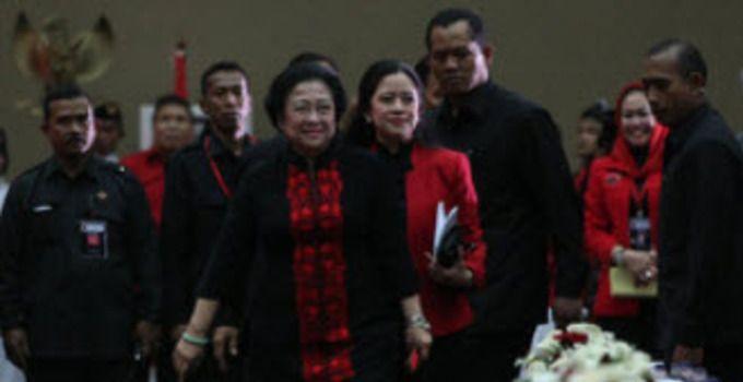 Survei LSN: #Megawati Kalahkan #Jokowi Sebagai #Capres #PDIP