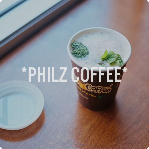 Philz coffee...philtered soul...life changing coffee. Amazeballs.