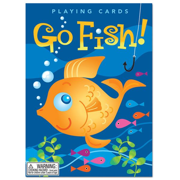 22 best go f i s h images on pinterest vintage games for Fish games for toddlers