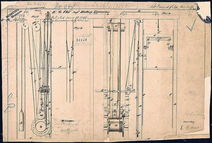 A Brief, Interesting History of the Otis Elevator Company