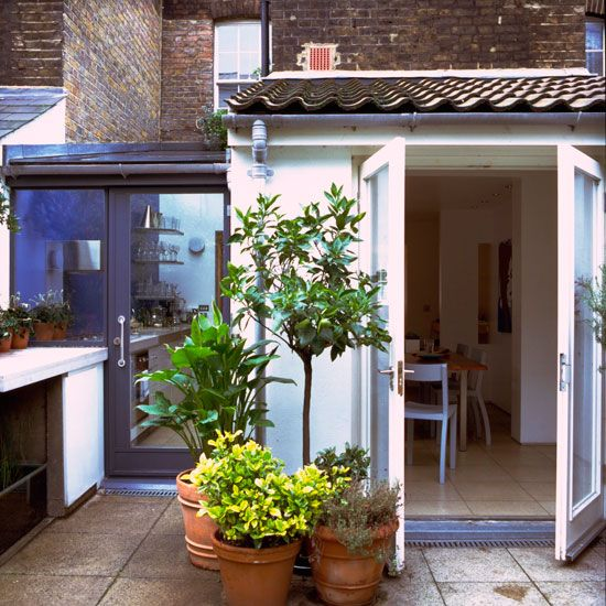 How to build a side-return extension - housetohome.co.uk