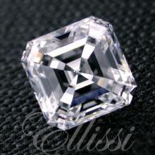 Asscher Cut Diamonds. See more here: http://www.ellissi.com/products-page/diamond-types/ #diamonds #wedding #jewellery