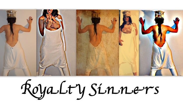 Royalty Sinners girls clothing.