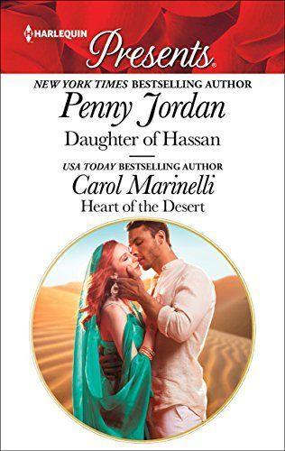 Penny Jordan & Carol Marinelli - Daughter of Hassan & Heart of the Desert