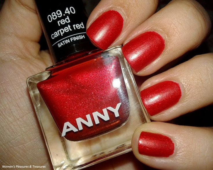 ANNY Red Carpet Red