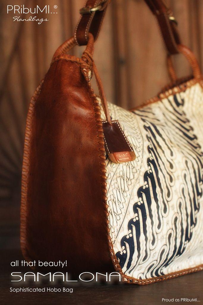 all that beauty! SAMALONA Hobo Bag by PRibuMI...