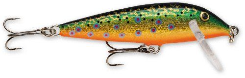 Rapala Countdown 01 Fishing lure, 1-Inch, Brook Trout * Check this awesome product by going to the link at the image.