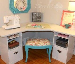 135 Best Corner Desk Images On Pinterest Corner Desk