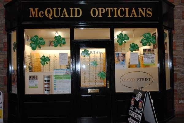 Mc Quaids Opticians