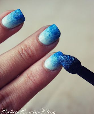 Perfect-Beauty-Blogg: Ombre nails step by step