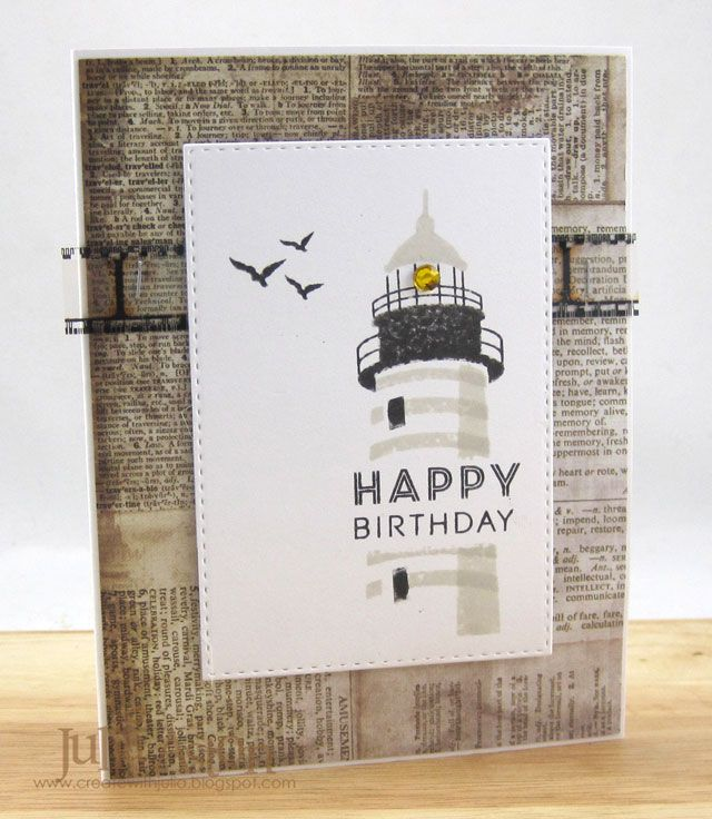 Happy Little Stampers entry