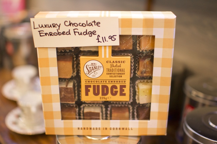 More Fudge!