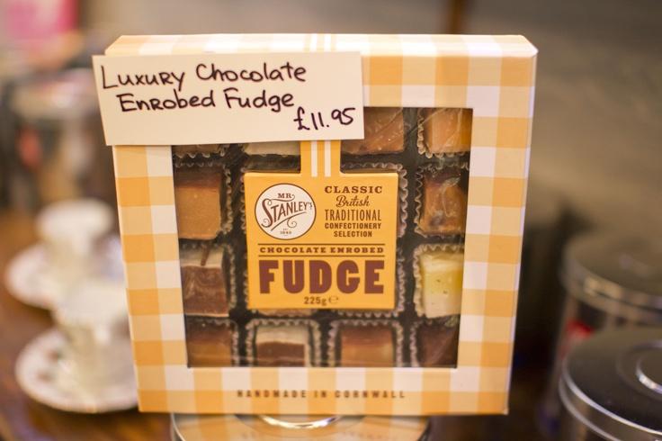 More Fudge!