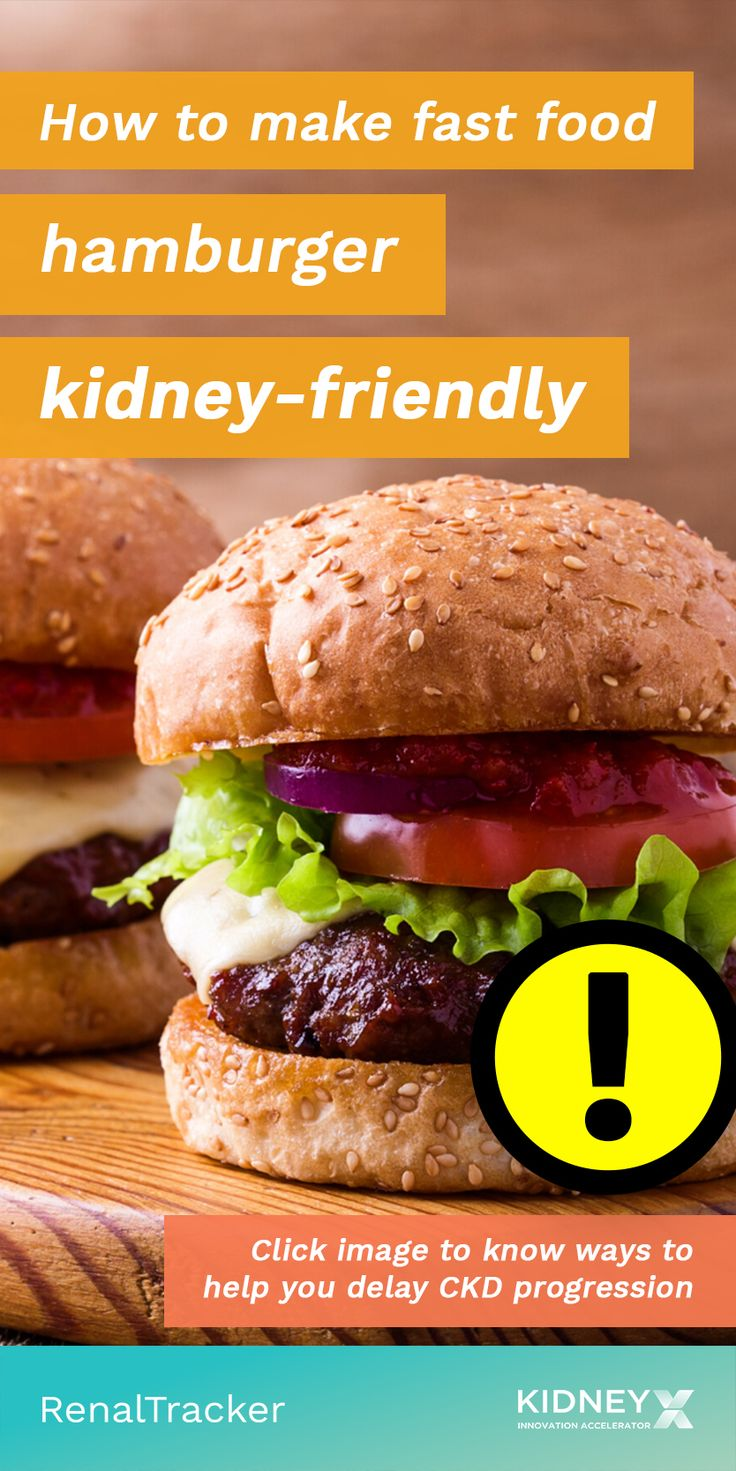 Part of usual kidney disease diet restrictions are fast