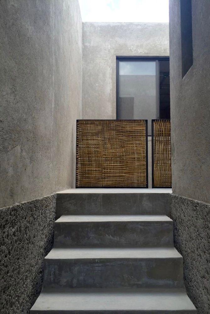 Casa Estudio, Santiago de Querétaro, México - Intersticial Arquitectura - © Diego Cosme