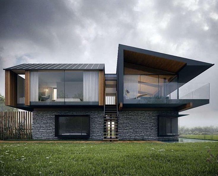 Best Residence Images On Pinterest Modern Houses