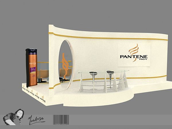 Pantene Shampoo on Behance