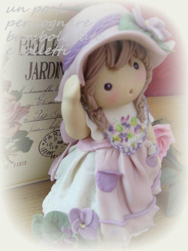 pasta mais dolls