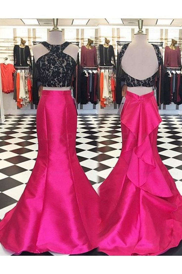 68 best Two Pieces Prom Dresses images on Pinterest | Vestidos de ...