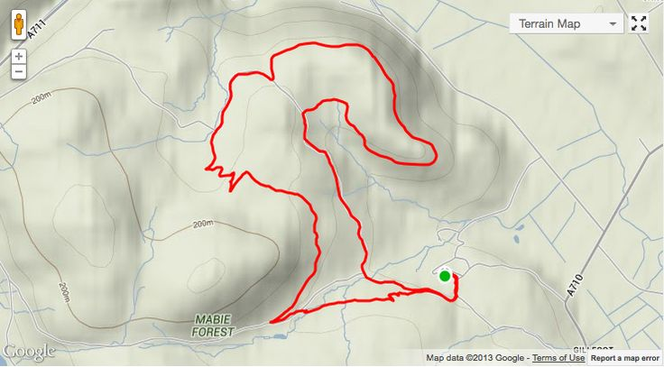 Weekend Cycle at 7stanes Mabie Forest