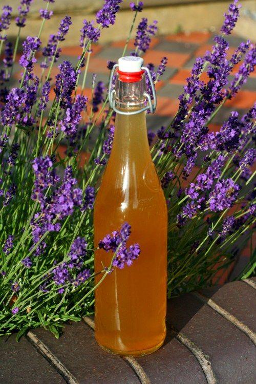 Lustrous Musings: Lavender Cordial