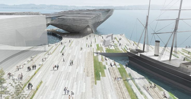 V&A Dundee, coming soon!