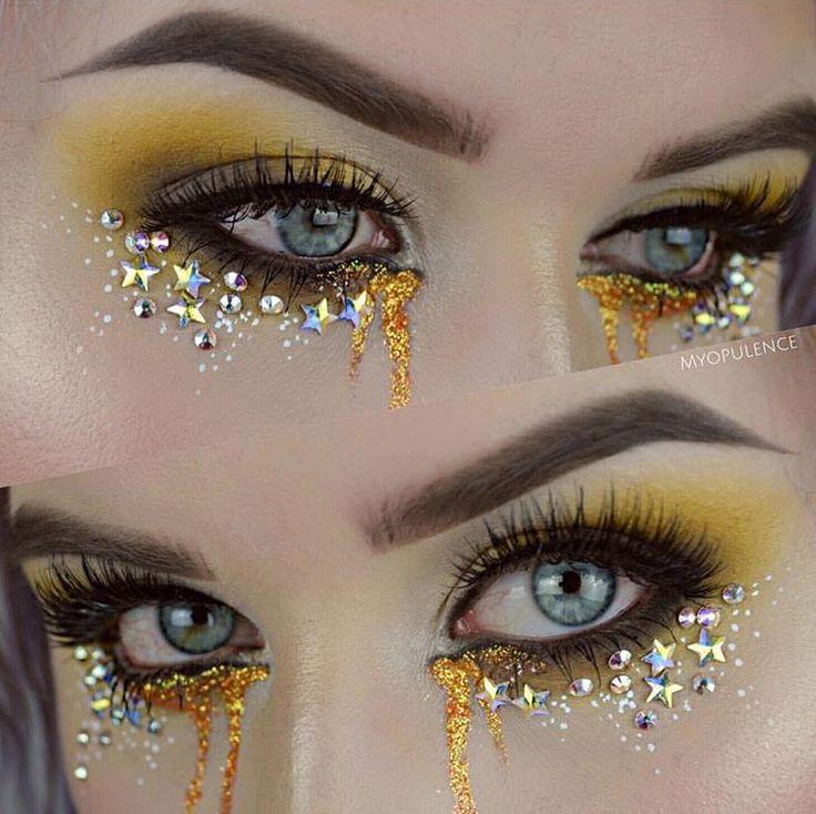 37 best Stage Makeup Ideas images on Pinterest | Artistic make up ...