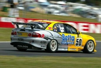 Paul Weel drove with Jason Bright in the 2003 Bathurst 1000