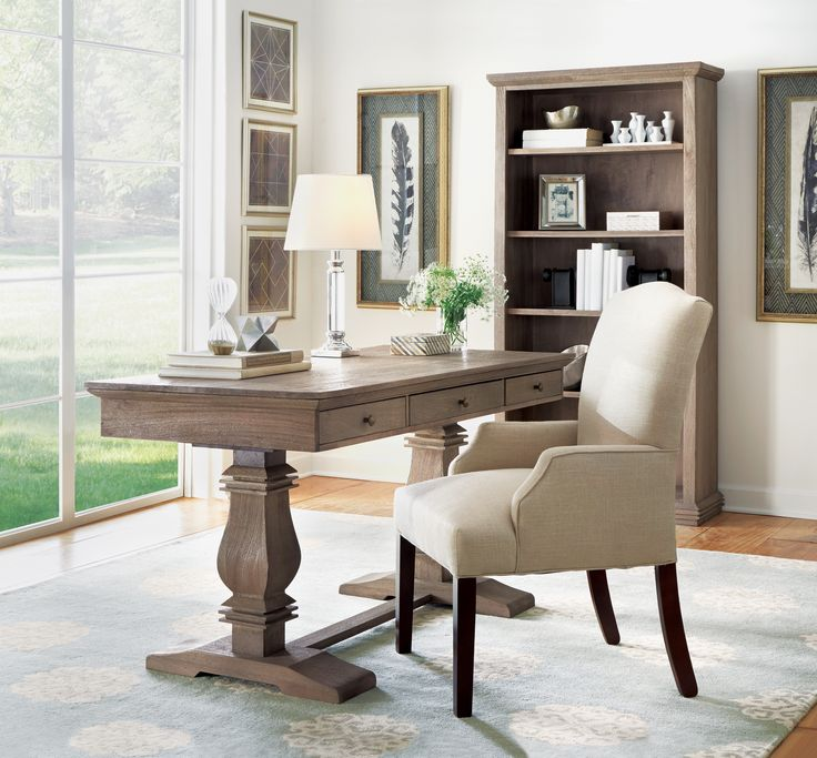 Adore The Aldridge Home Office. HomeDecorators.com #reviveyourhome