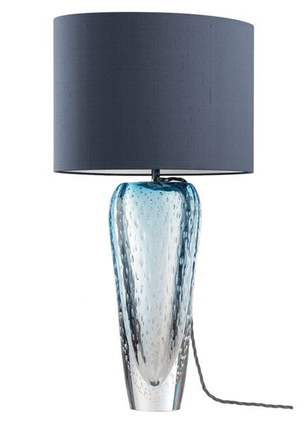 Heathfield Esme Sapphire Table Lamp Luxury Furniture from Absolute Luxury Furniture