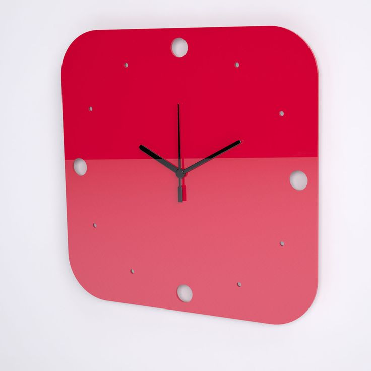 17 best Acrylic Clocks images on Pinterest