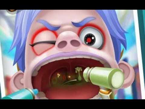 Little Throat Doctor - Android gameplay 6677g.com   Movie  apps  free  k...