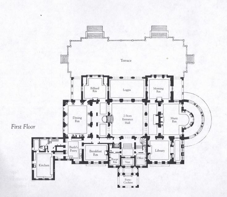 113 best images about floor plans on pinterest 2nd floor for Mega mansion house plans