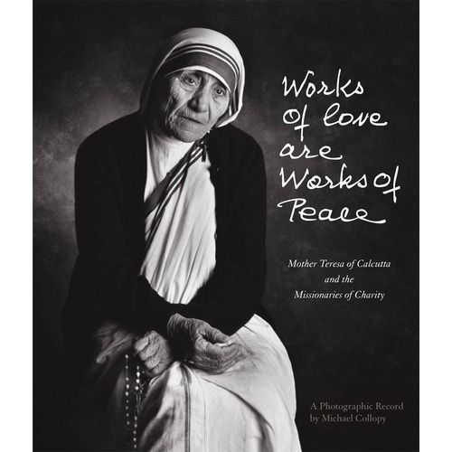 More than four years in the making and published with the permission and cooperation of Mother Teresa of Calcutta, this large format 224 page book offers the most comprehensive photographic documentation of the apostolic work and prayer life of the Missionaries of Charity yet published.