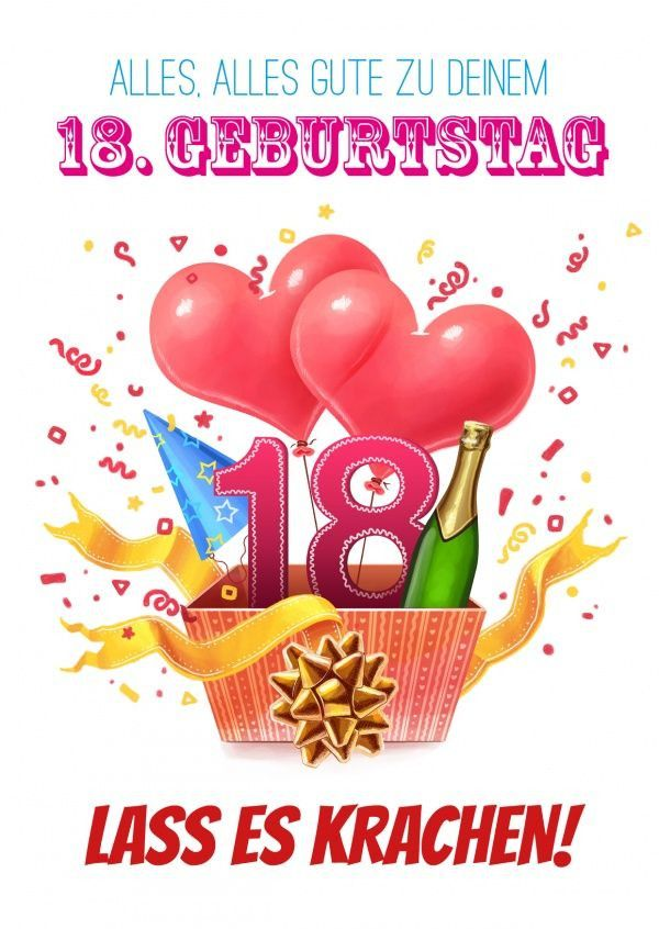 Pin Di Zum Geburtstag