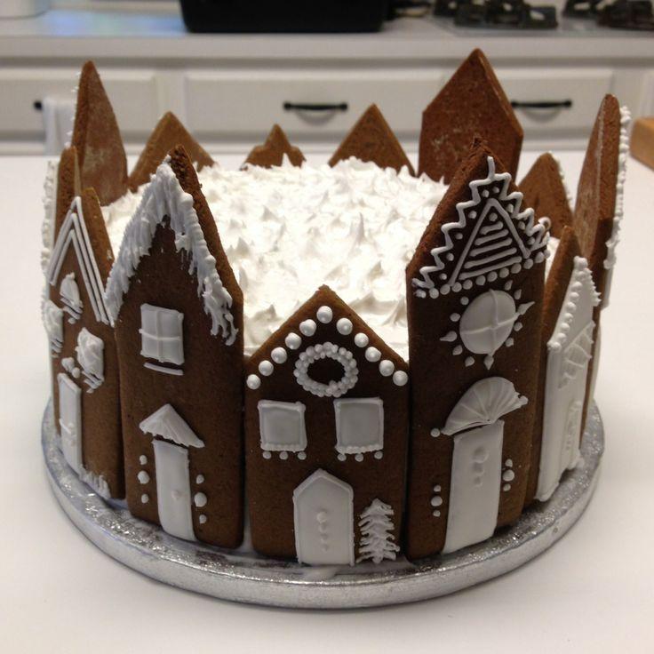 The 2013 Christmas cake!