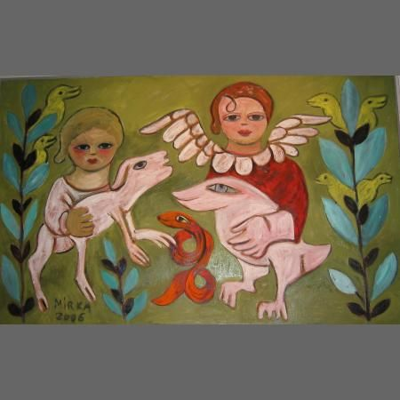 Mirka Mora - Angel And Friends