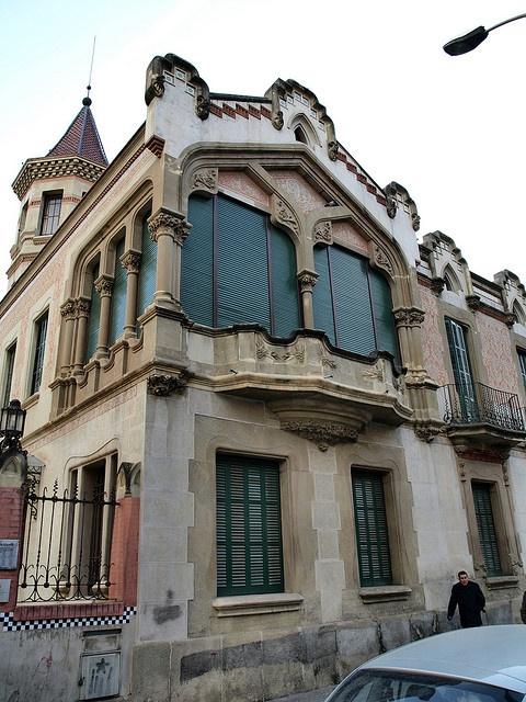 MANRESA   Catalunya  Modernisme