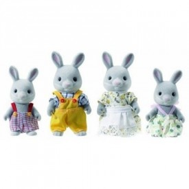 Sylvanian Family / Cottontail Rabbit Family