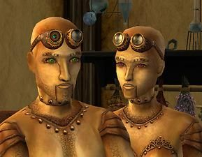 Mod The Sims - Steampunk Goggles
