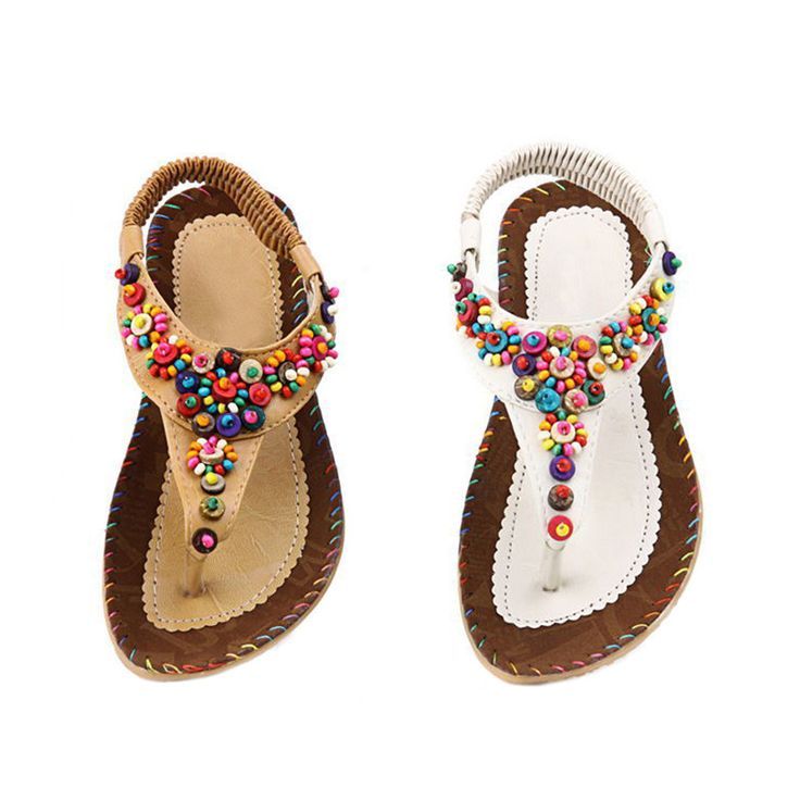$14.94 (Buy here: https://alitems.com/g/1e8d114494ebda23ff8b16525dc3e8/?i=5&ulp=https%3A%2F%2Fwww.aliexpress.com%2Fitem%2FFashion-Women-Sandals-Beads-Flip-Flops-Bohemia-Shoes-Comfort-Beach-Summer-Flat-Sandals-LXX9%2F32802908767.html ) Fashion Women Sandals Beads Flip Flops Bohemia Shoes Comfort Beach Summer Flat Sandals LXX9 for just $14.94