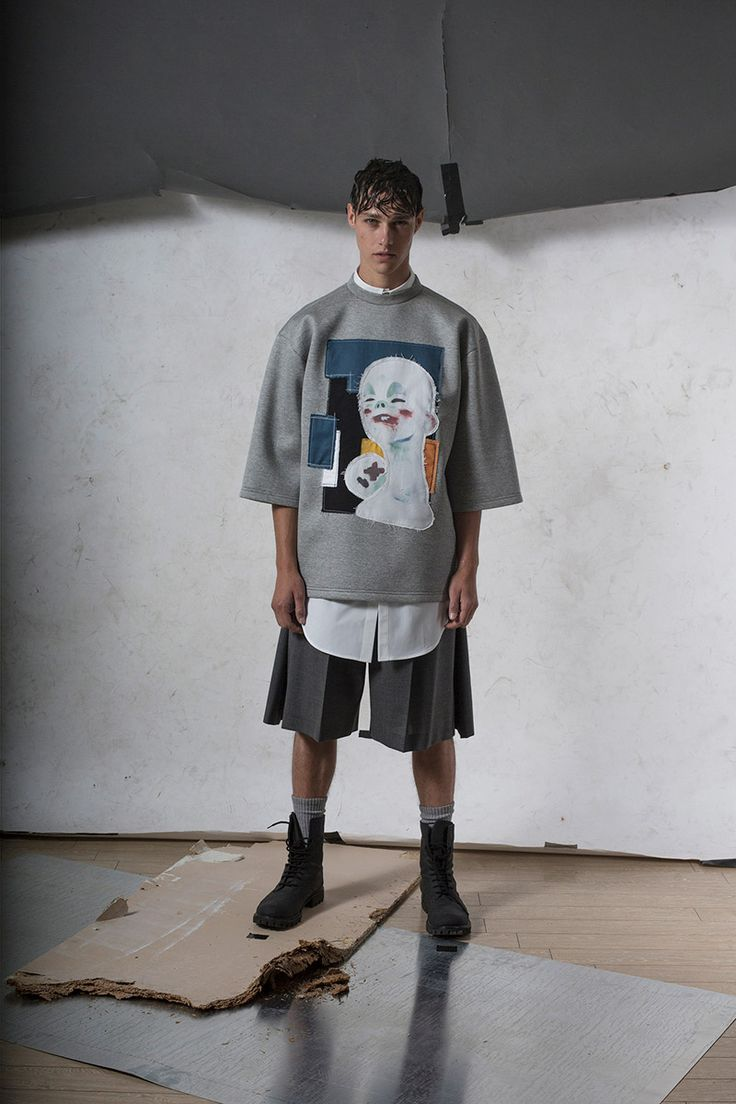 Icosae SS16 Menswear collection #icosae #ss16 #menswear