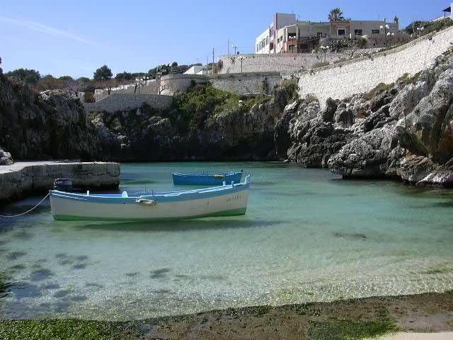The transparent sea of Salento - Lecce – Puglia - Italy