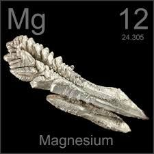 Magenesio Elemento quimico - 12 Mg