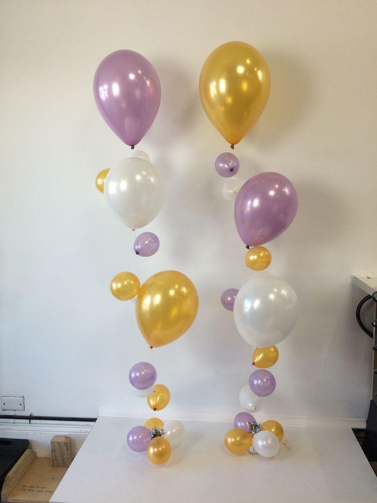 The 25 best balloon arrangements ideas on pinterest for Balloon arrangement ideas