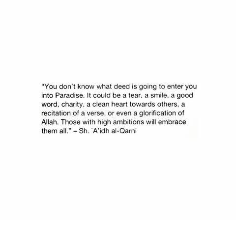 """Suatu ketika setelah Imam Hassan Al Banna memberi ucapan dihadapan Ikhwan Muslimeen di zamannya, selepas habis majlis beliau pun mengemas kerusi, meja dan lain lain. Maka ramai orang bertanya; """"Wahai Imam, apa engkau buat ni?"""" Jawab Al Imam; """"Aku tidak tahu mana satu amal aku yang diterima oleh Allah."""