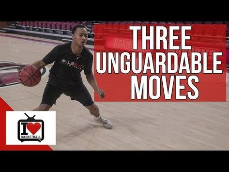 3 UNGUARDABLE Basketball Moves That Are EASY To Use! - YouTube