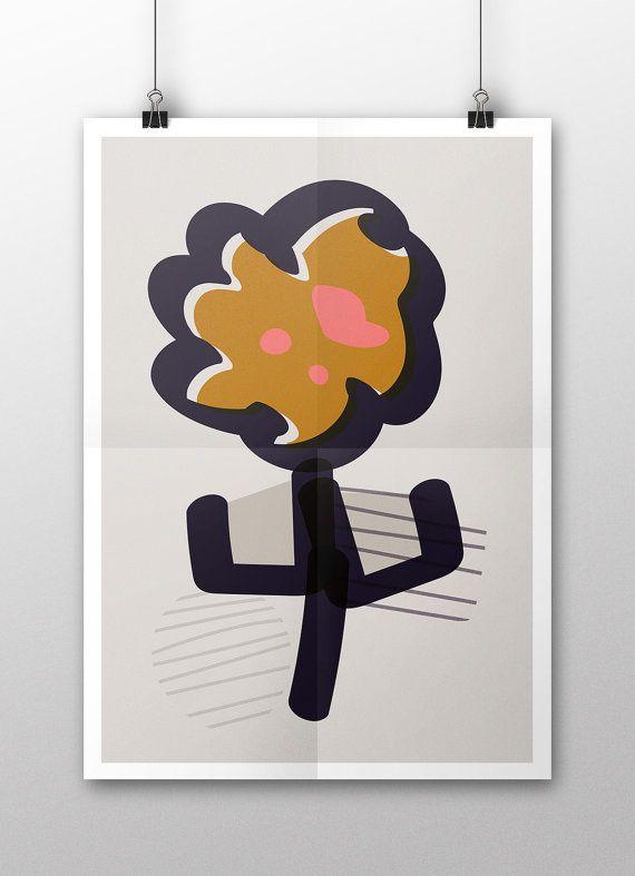Retro Afbeelding | ► Abstract | Postersinhuis.nl