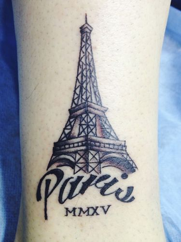Tatuaje de París realizado en nuestro centro de Montera  de Madrid.    #tattoo #tattoos #tattooed #tattooing #tattooist #tattooart #tattooshop #tattoolife #tattooartist #tattoodesign #tattooedgirls #tattoosketch #tattooideas #tattoooftheday #tattooer #tattoogirl #tattooink #tattoolove #tattootime #tattooflash #tattooedgirl #tattooedmen #tattooaddict#tattoostudio #tattoolover #tattoolovers #tattooedwomen#tattooedlife #tattoostyle #tatuajes #tatuajesmadrid #ink #inktober #inktattoo